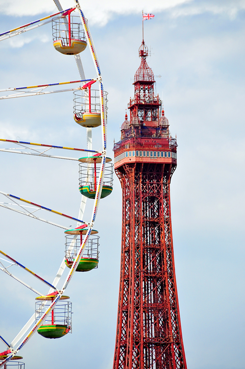Blackpool helicopter experience
