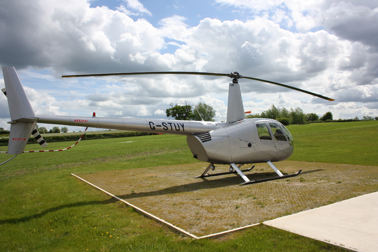 R44 90 Minute Helicopter Trial Lesson  Central Helicopters
