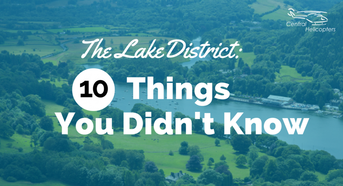 The Lake District: 10 Things You Didn't Know