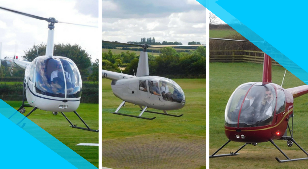 How to choose the right helicopter training school