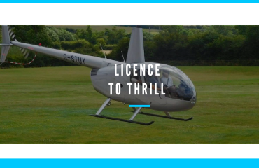 Follow your dream to a private pilot's licence
